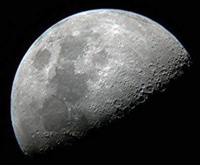 Лунный фильтр для телескопа своими руками